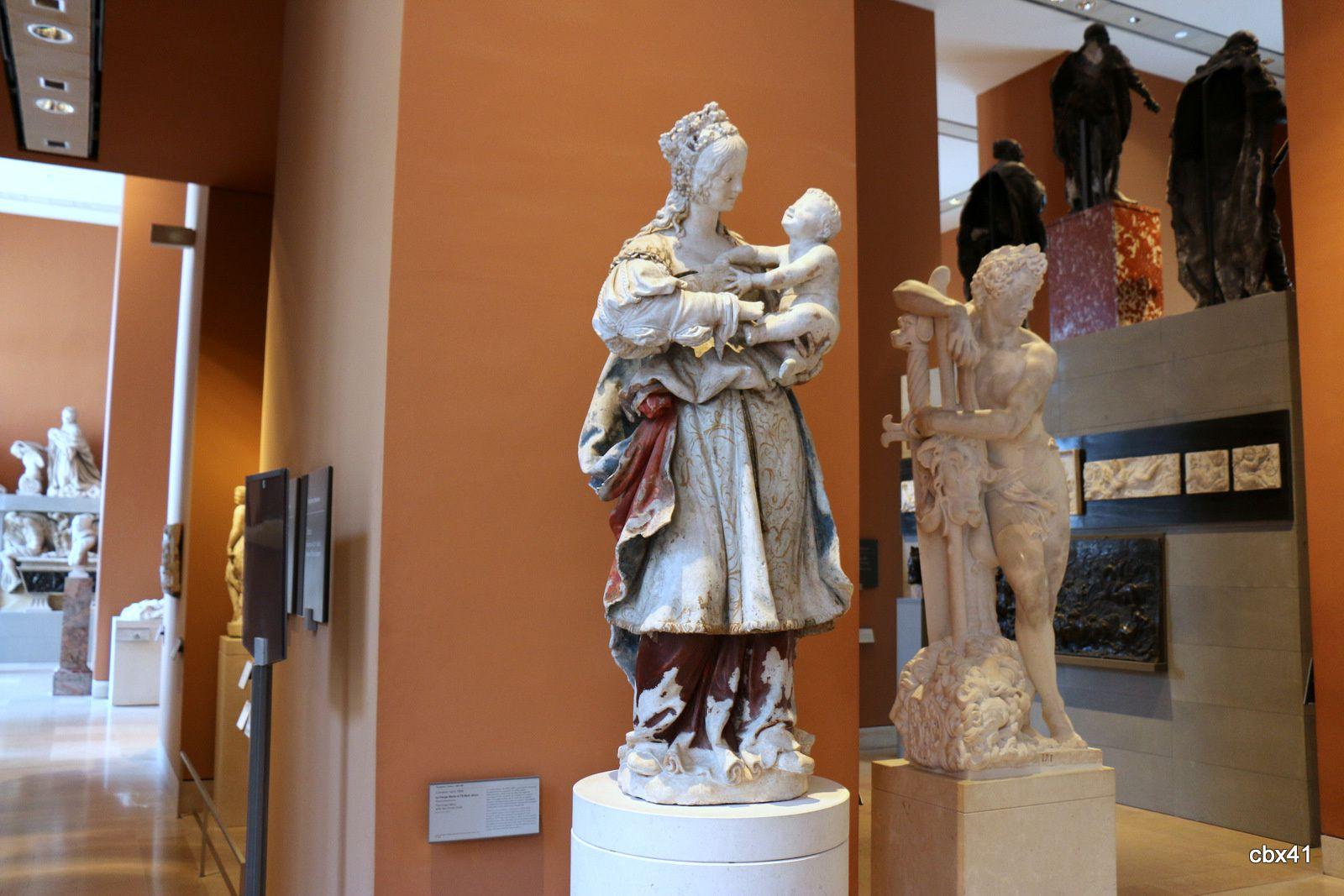 La Vierge Marie et l'Enfant (Lorraine)