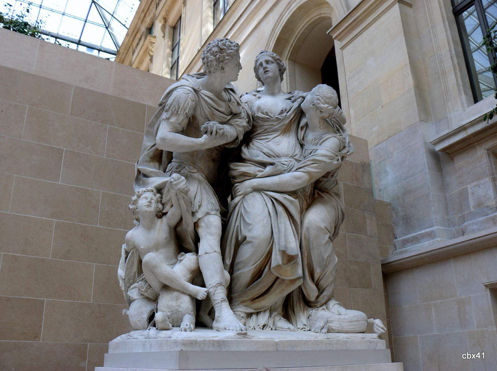 Pierre Lepautre, Jean-Baptiste Théodon, Arria et Paetus