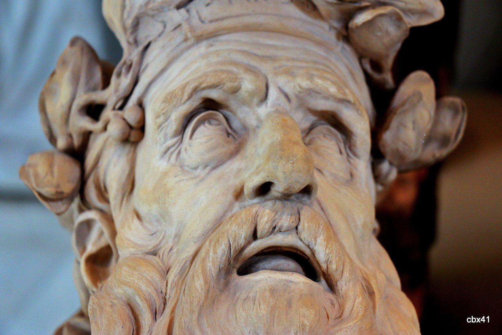 Michel Ange Slodtz, Chrysès prêtre d'Apollon