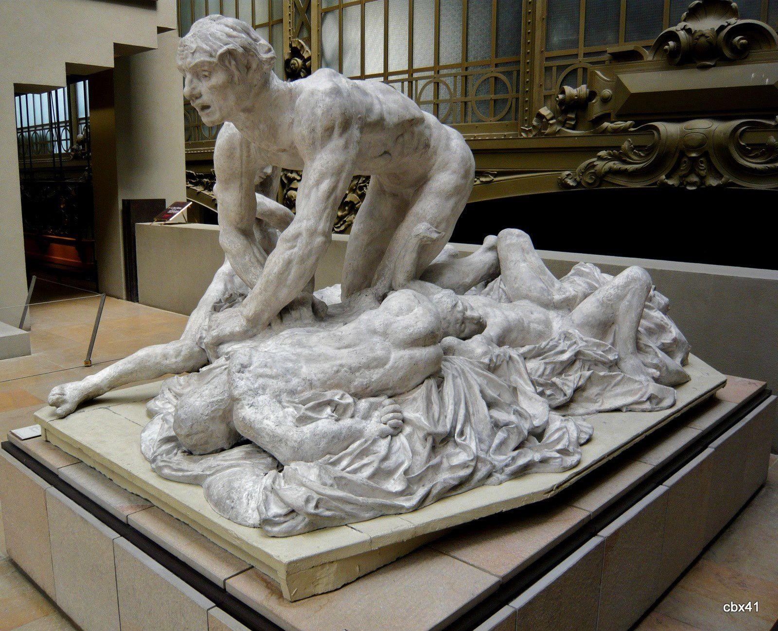 Auguste Rodin, Ugolin