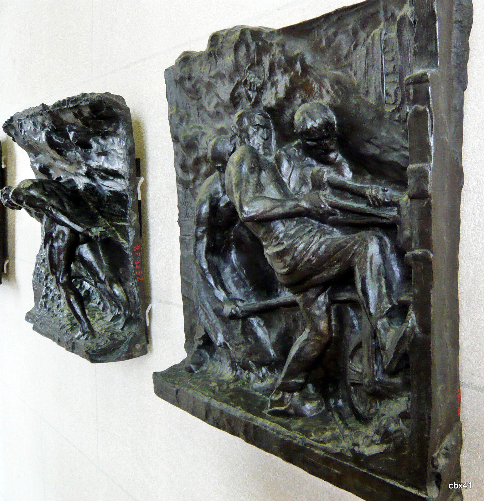 Constantin Meunier, Puddleurs au four
