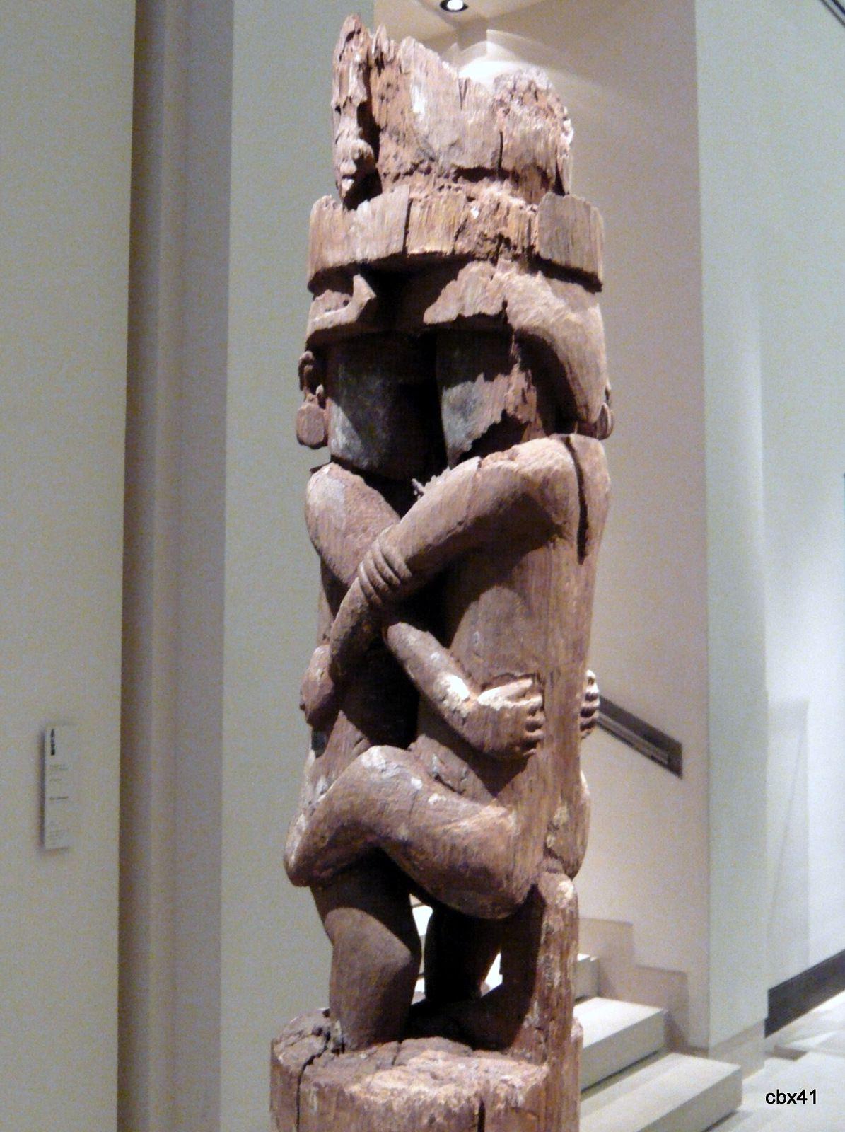 Sculpture de l'île de Makira, Iles Salomon