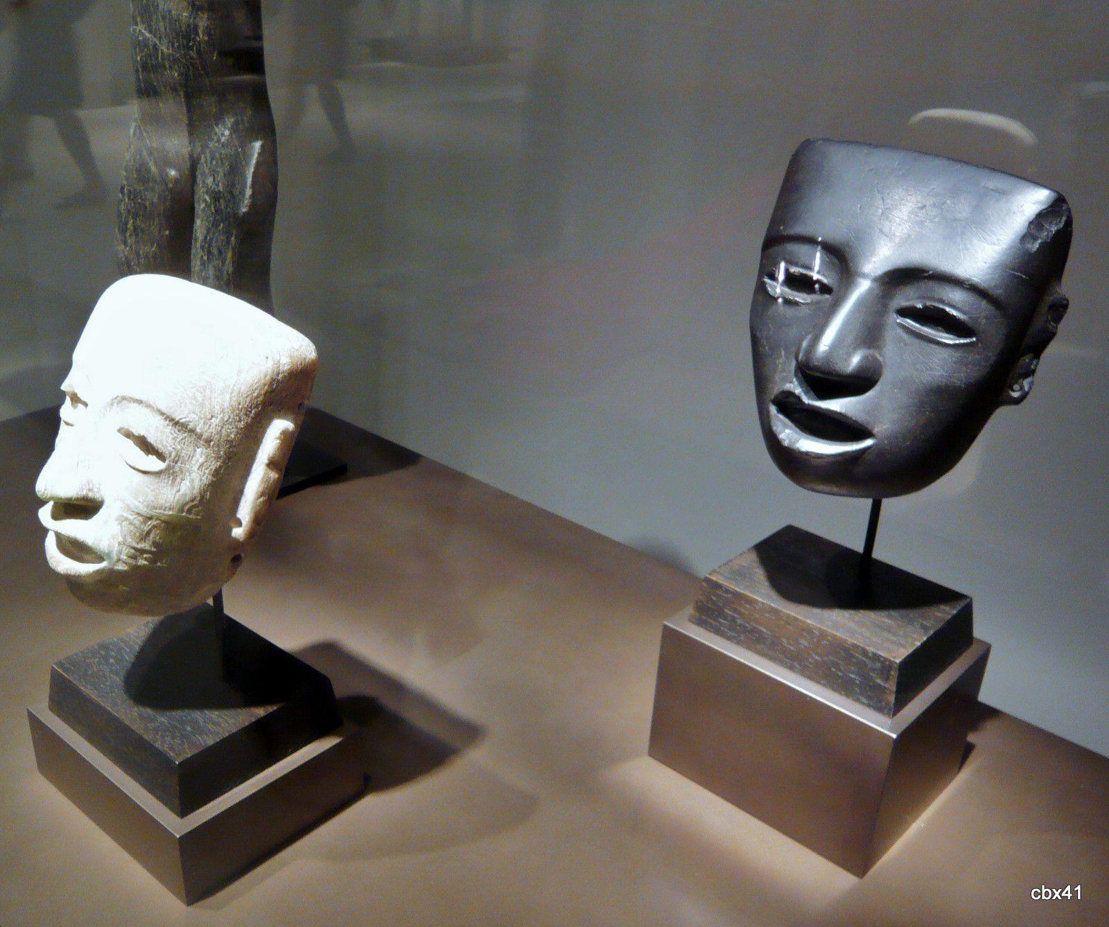 Sculpture de Teotihuacàn, Mexique