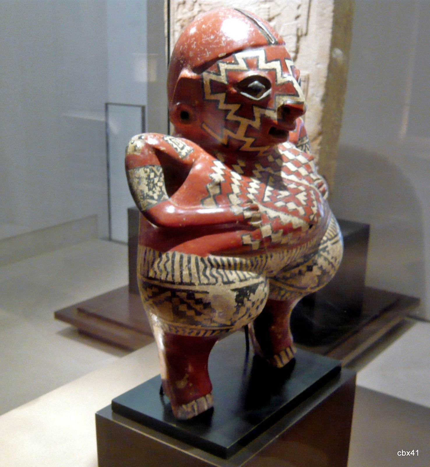 Sculpture de Chupicuaro, Mexique
