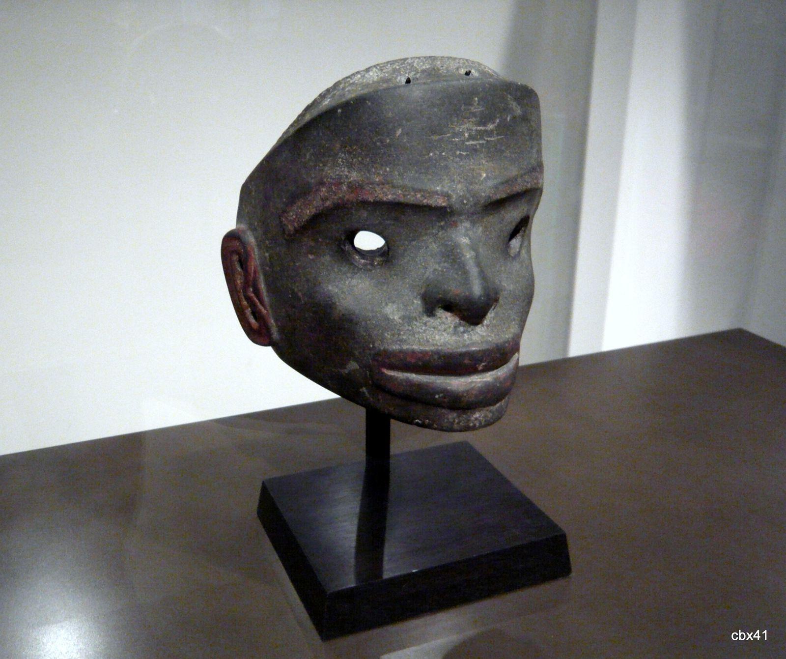 Sculpture tsimshian, Canada (Colombie britannique)