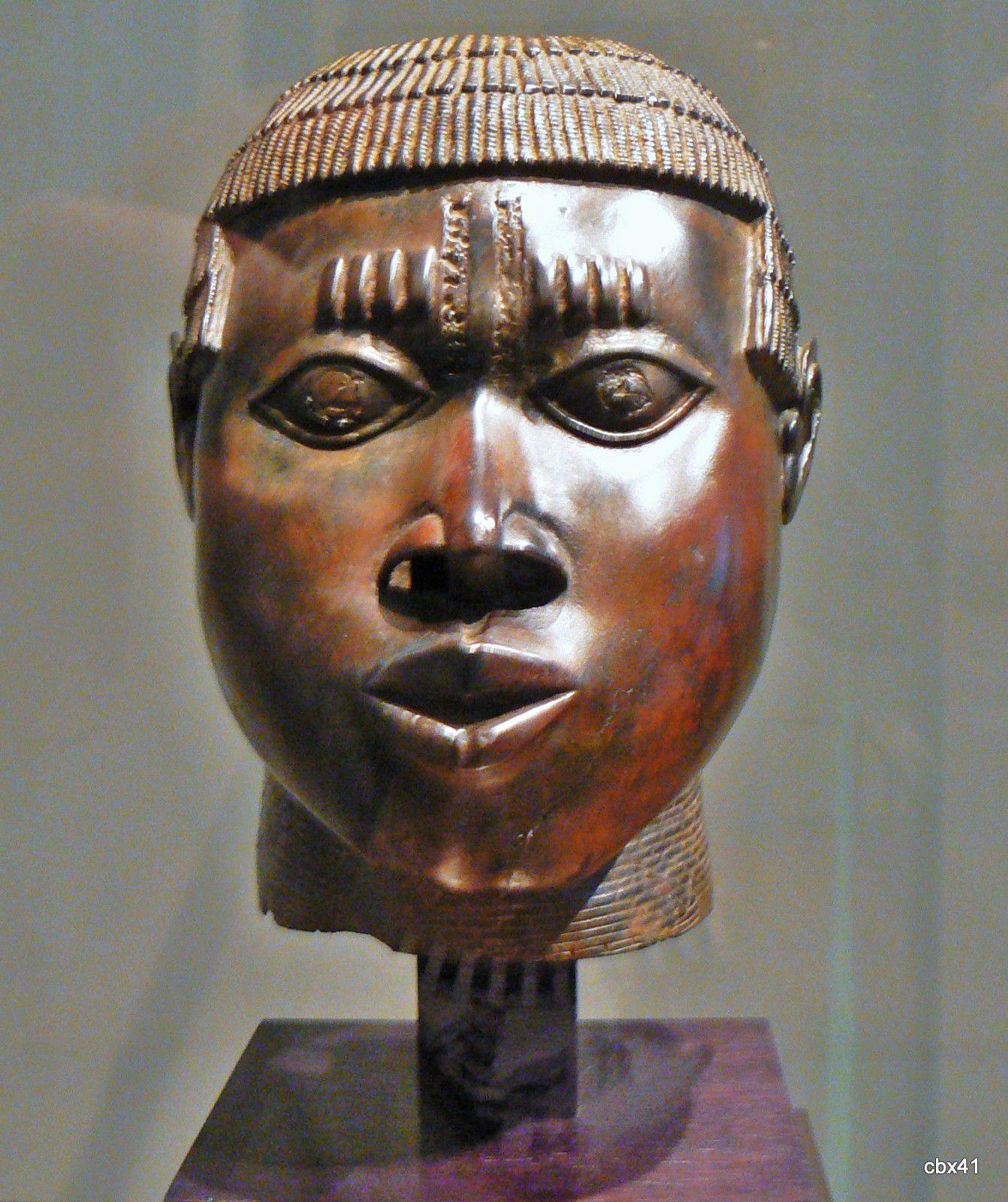 Sculpture du Royaume du Bénin, Nigéria