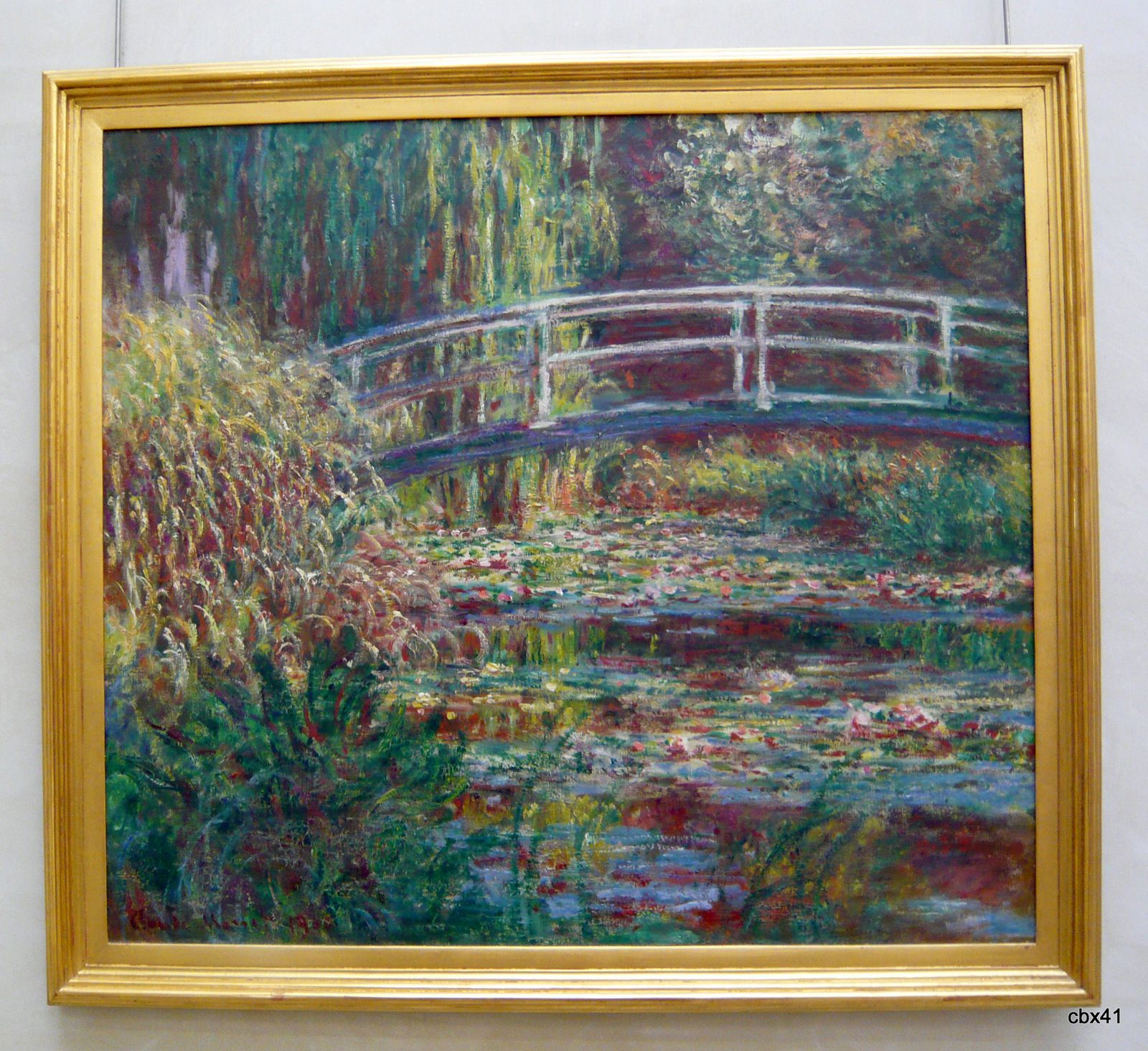 Claude Monet, Nymphéas