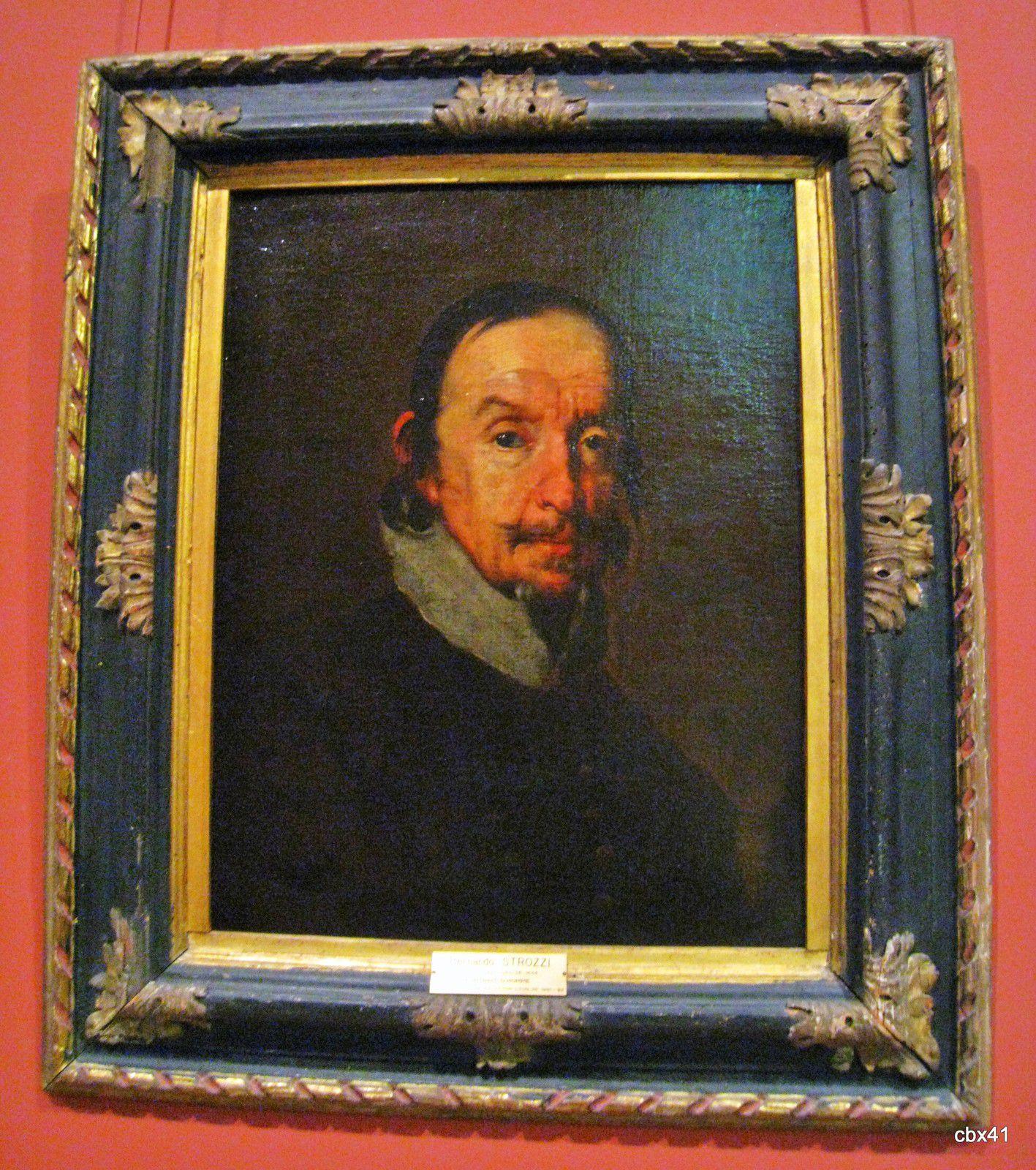 Bernardo Strozzi, Portrait d'homme