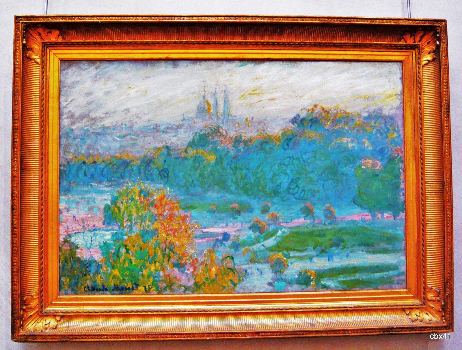 Claude Monet, Les Tuileries