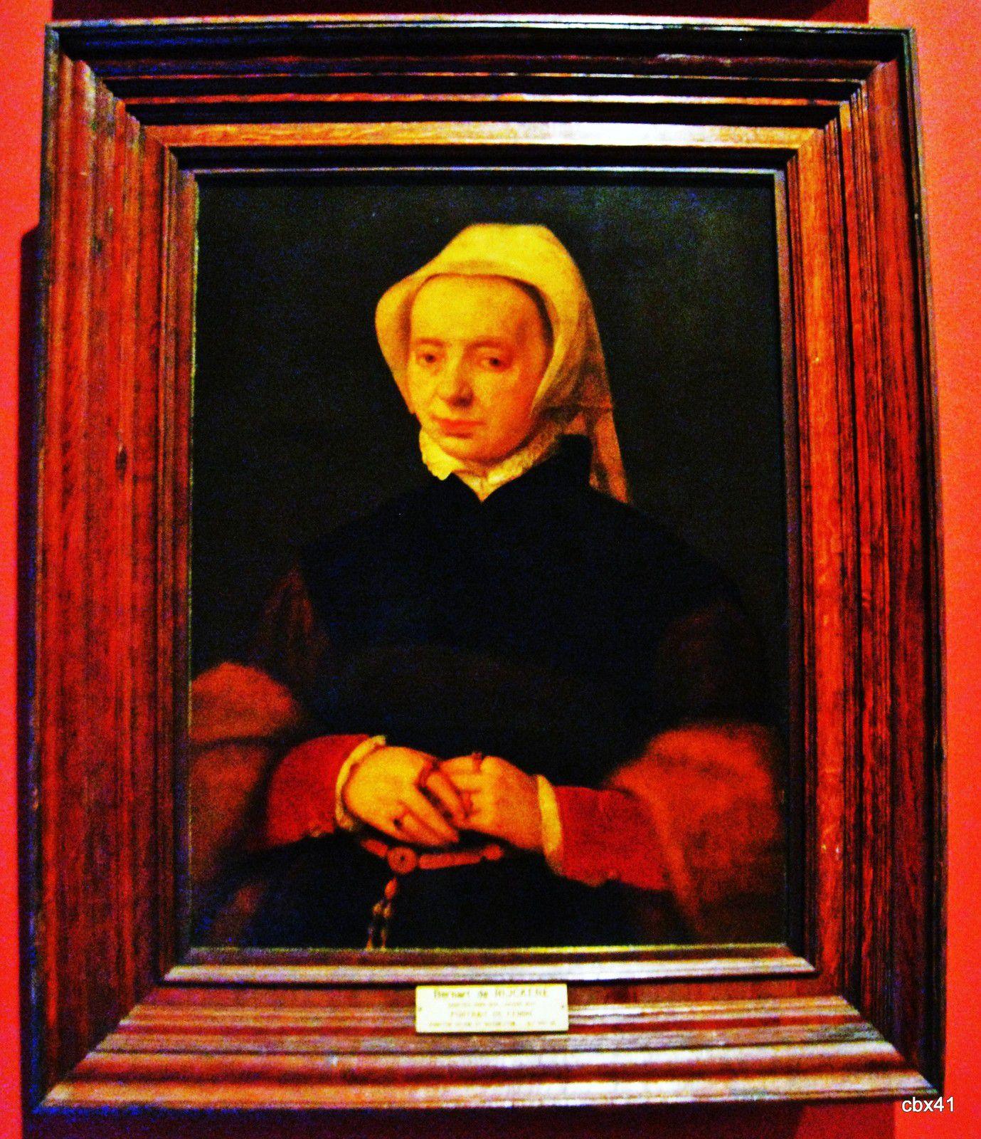 Bernaert de Ryckère, Portrait de femme