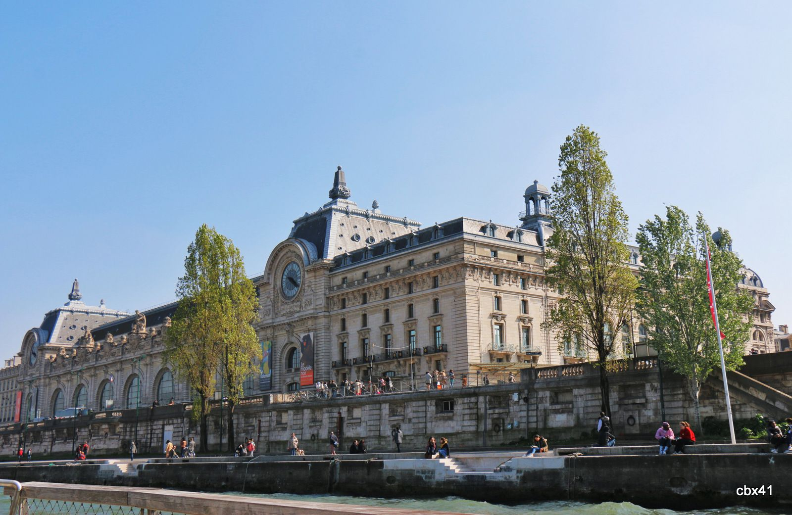 Claude Monet, Paysage, vue de plaine à Argenteuil, coteaux de Sannois