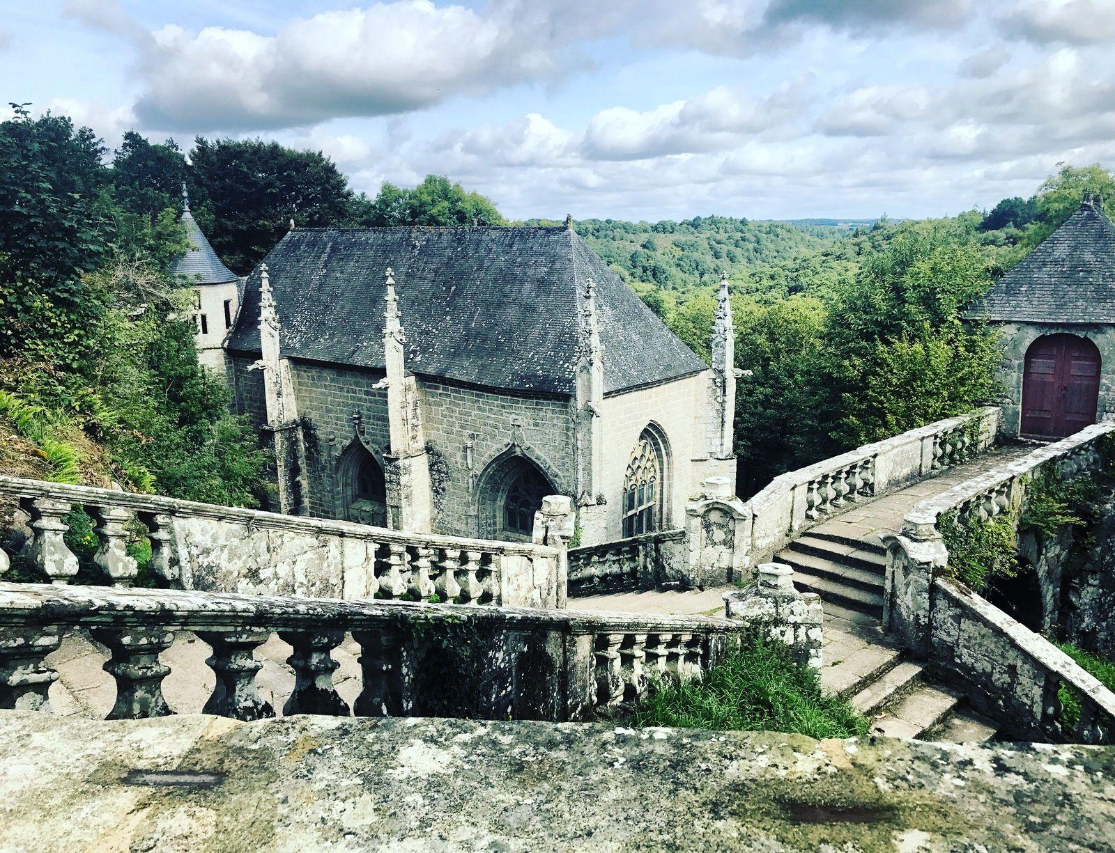 Le Faouet - Quistinic - Inzinzac Lochrist - Landevant - Ploemel - Carnac - Damgan - Arzal - La Roche Bernard - Pénestin