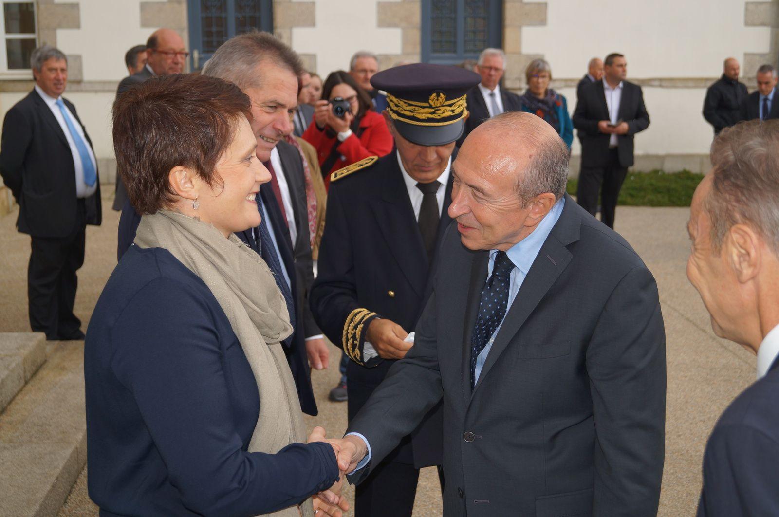 Gendarmerie - Police - ministère de l'intérieur - Bretagne