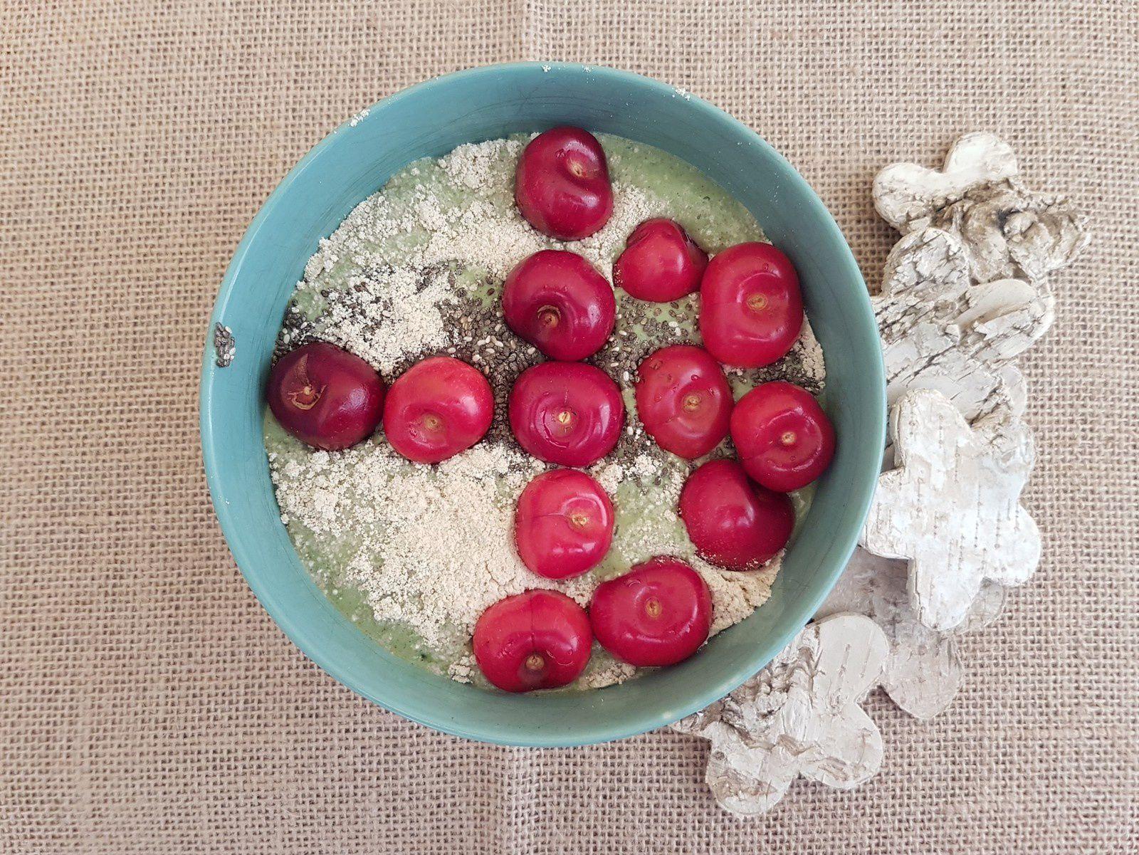 Pudding bowl aux fruits et chia