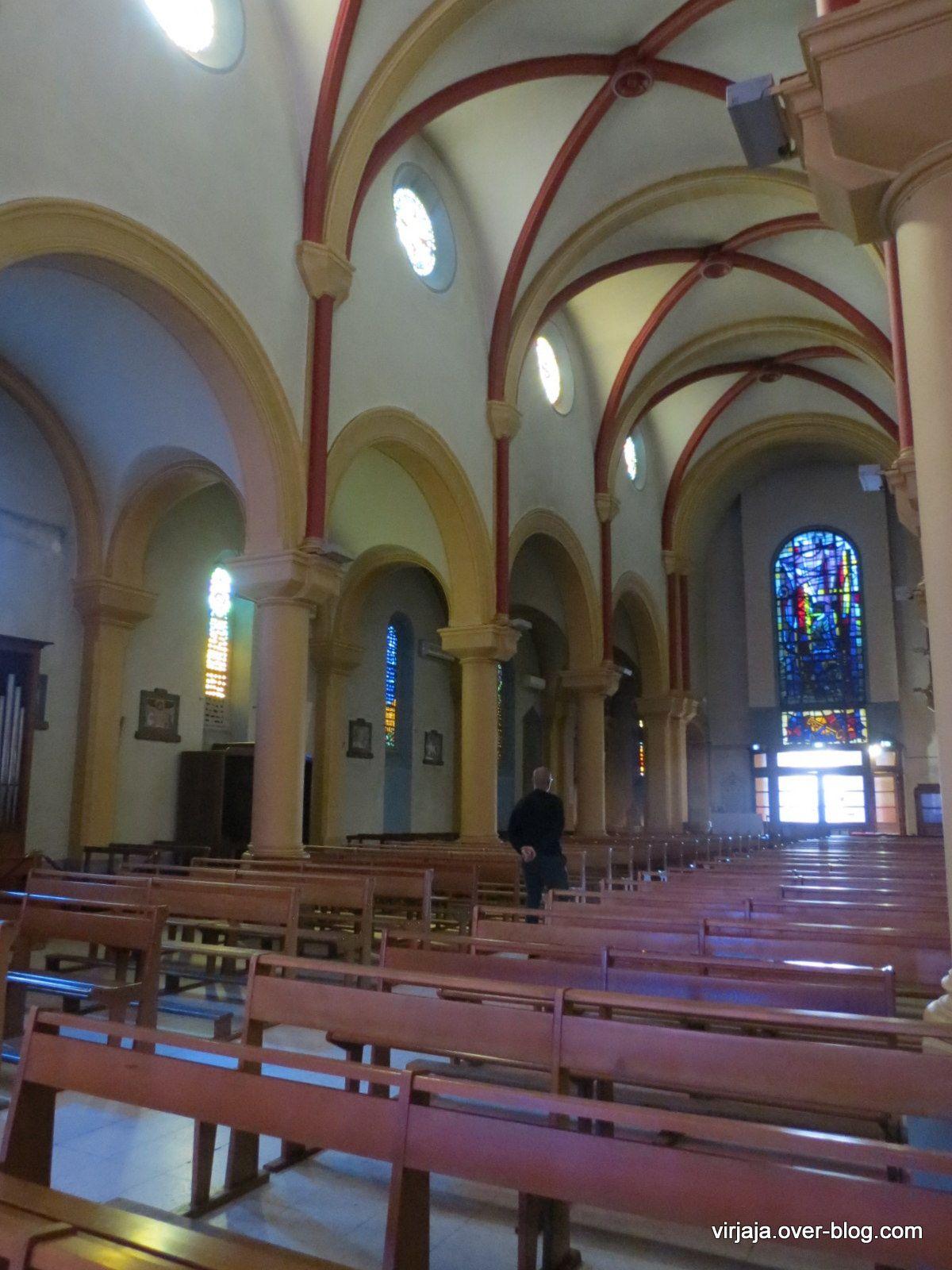Eglise Saint Pierre, Palavas les Flots