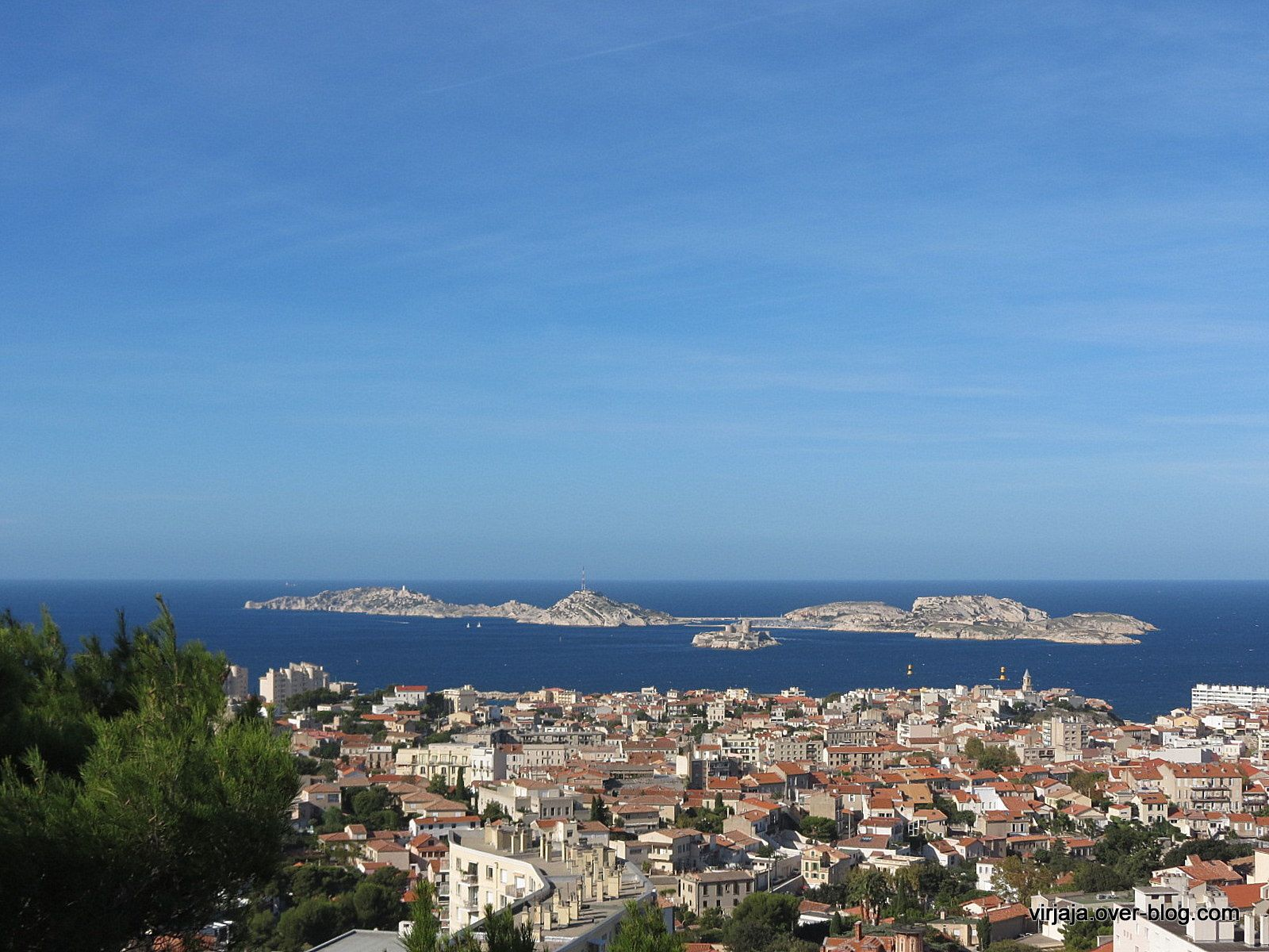 Marseille, Notre dame de la Garde
