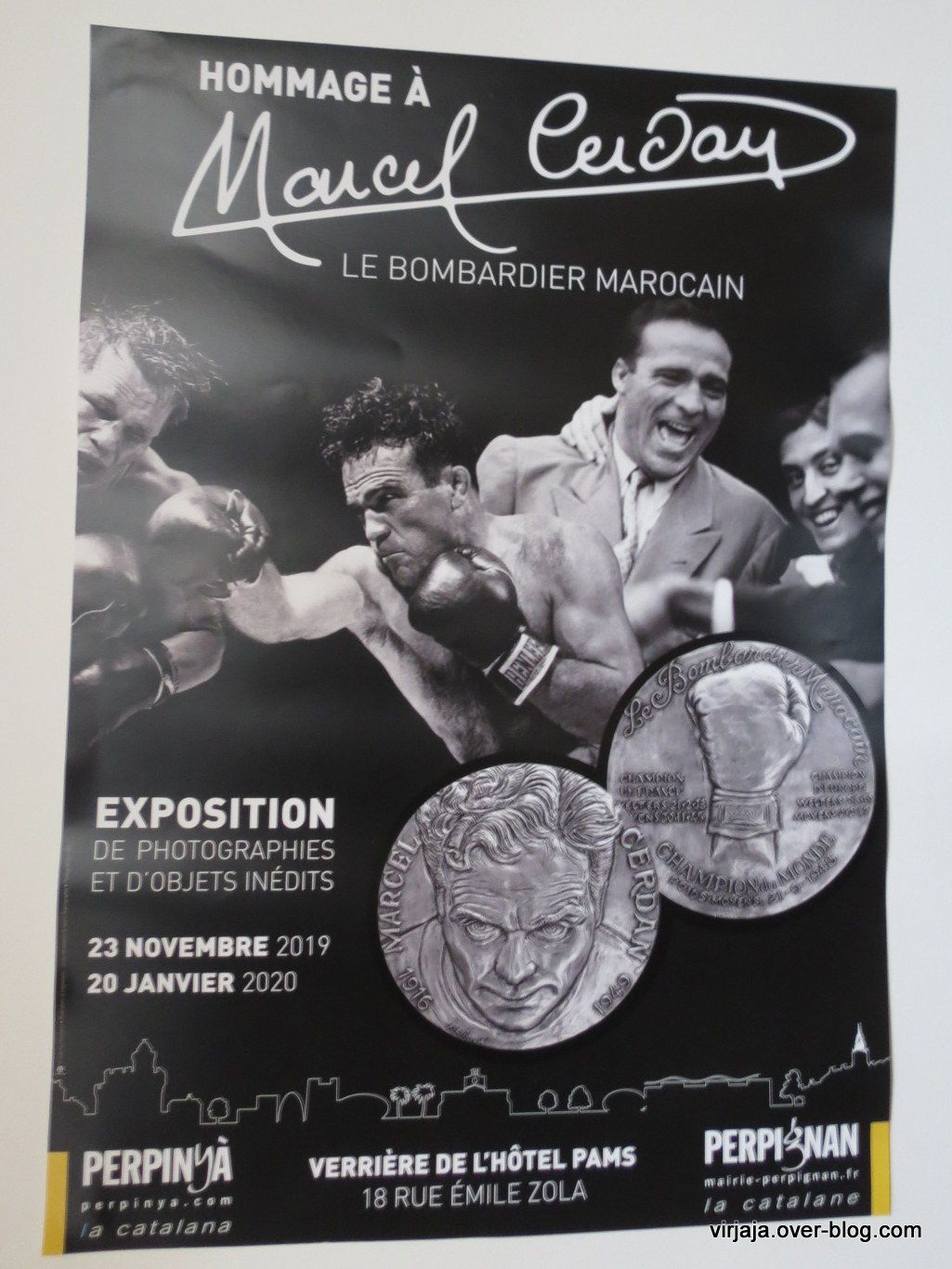 EXPO MARCEL CERDAN
