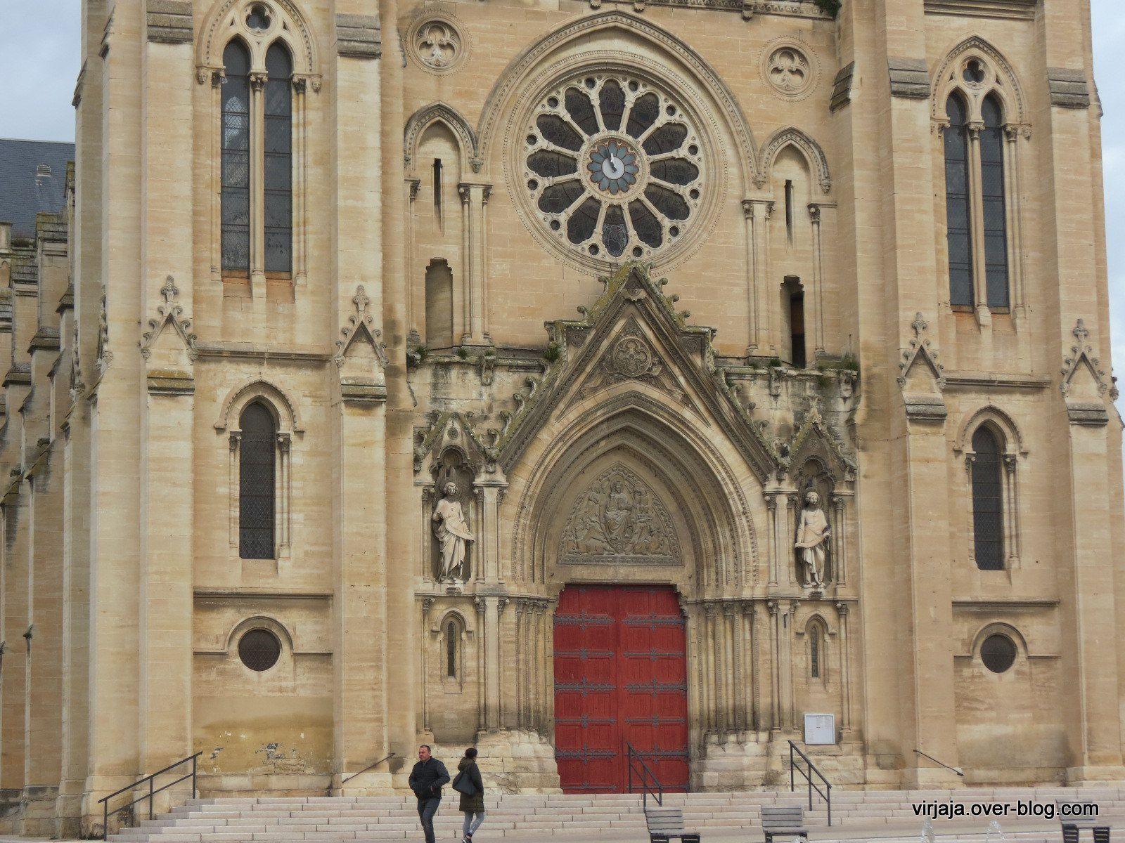 église Saint-baudile, Nîmes