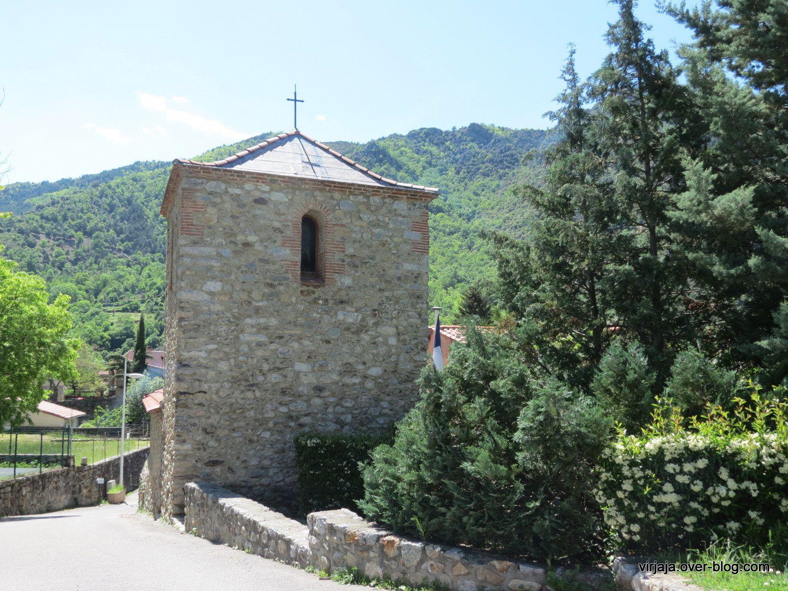 église st martin de casteil