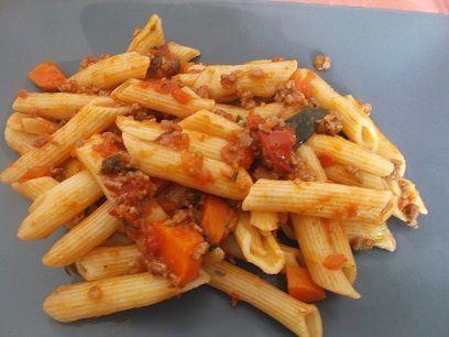 One pot pasta boeuf
