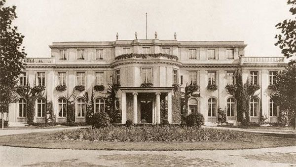 Conférence de Wannsee