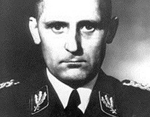 According to a Berlin historian, Gestapo chief Heinrich Müller did not survive the war, as has been widely reported.