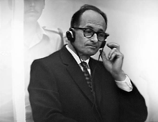 Eichmann Admits Transmitting Orders for Hanging of Jews in Poland