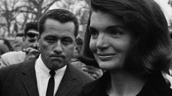 Clint Hill et Jackie Kennedy
