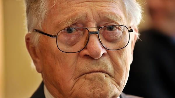 Charles Zentai, a former Hungarian soldier accused of wartime atrocities