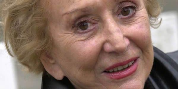 Mort de l'animatrice radio Ménie Grégoire