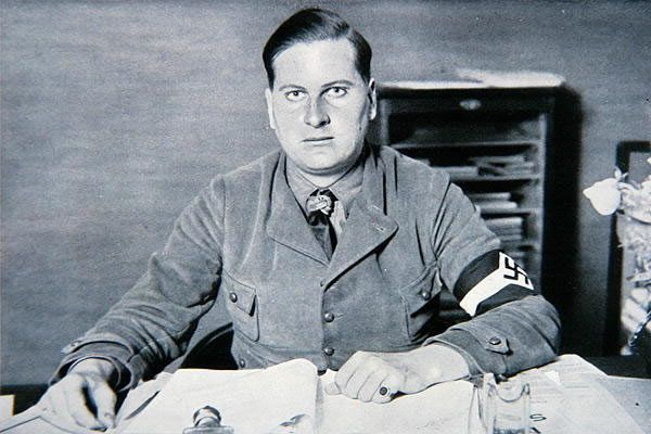 Non-aryan Writers Snubbed by Nazis