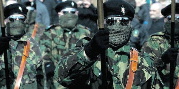 L'IRA : l'armée républicaine irlandaise