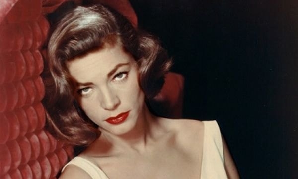 From the archive: Lauren Bacall, super-cool and sultry Hollywood survivor