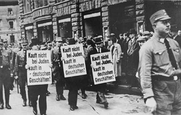 Zionists Ask Equal Representation in Reichsvertretung