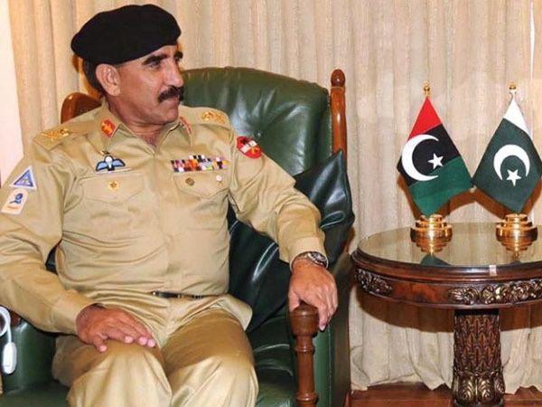 Le général Zaheerul Islam