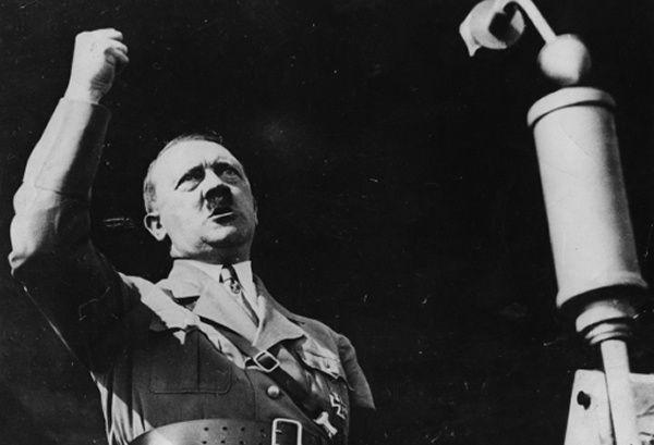 Adolf Hitler, circa 1936