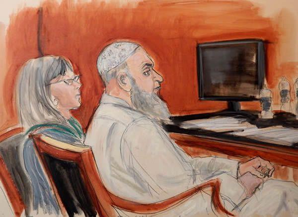 Khaled Al-Fawwaz, le 20 janvier. Elizabeth Williams / AP