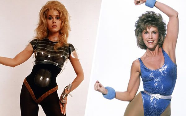 The Life and Adventures of Jane Fonda