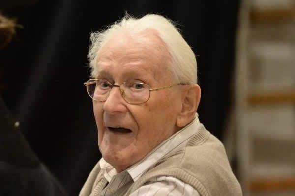 Trial Of Former Auschwitz Guard Oskar Groening Resumes In Germany