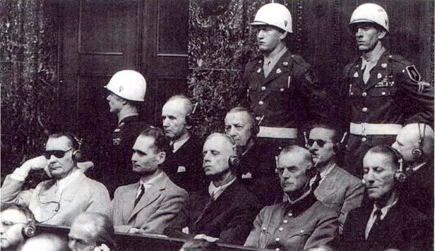 Nazi War Crimes Trials : The London Agreement on Prosecution and Punishment of Major War Criminals of the Axis Powers (August 8, 1945)