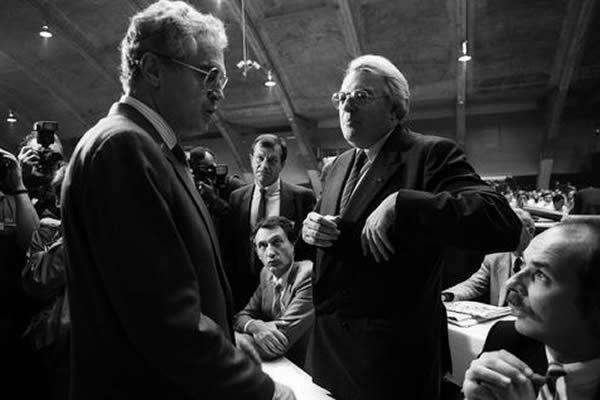 Lionel Jospin et Pierre Mauroy