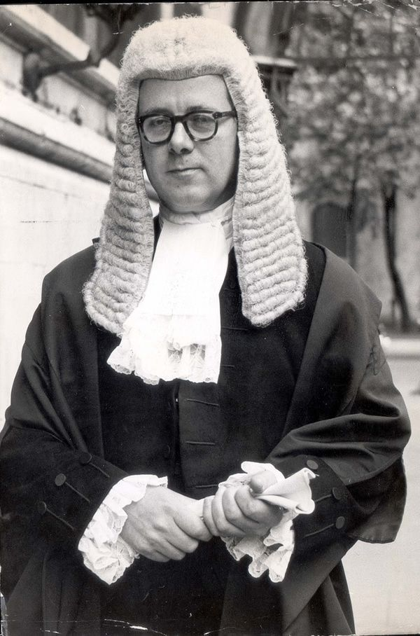 Howe becomes solicitor general in 1970