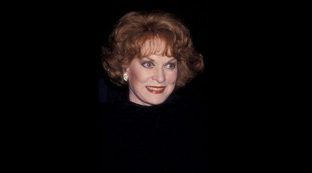 Maureen O'Hara in 1994