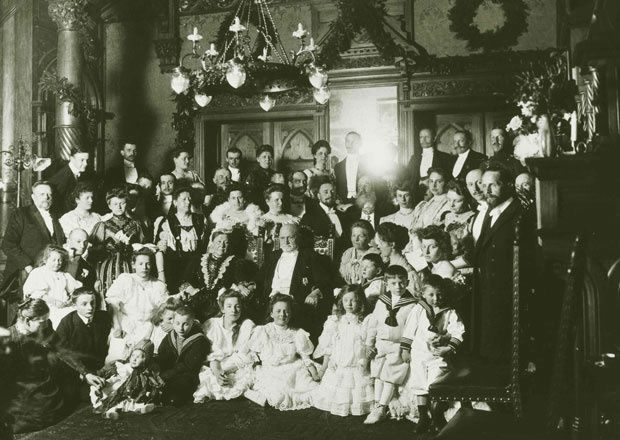 Les Röchling, famille d' entrepreneurs