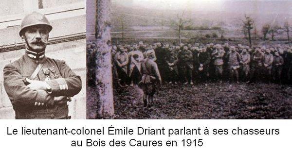 Verdun (2) : l'héroïque colonel Émile Driant