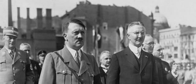 Schacht Urges Nazis Ease Anti-semitism