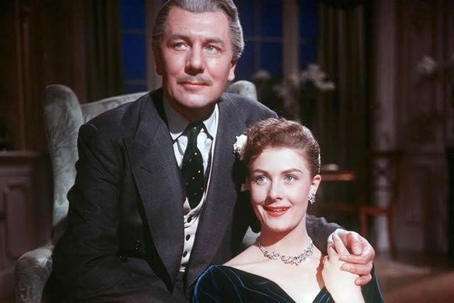 Michael and Vanessa Redgrave in 1997