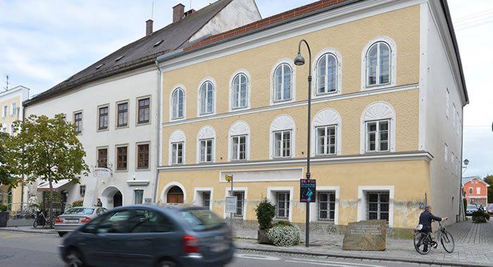 Autriche: la maison où est né Hitler sera-t-elle démolie?