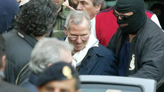 Provenzano was finally captured in 2006 after more than four decades on the run
