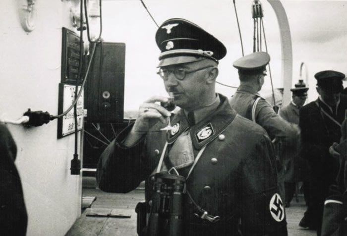 Dagboeken Himmler onthullen gruwelijke realiteit